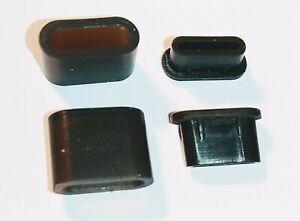 USB-C DUST PROTECTION 2x MALE PLUG + 2x FEMALE CAP for Sony Xperia 5 II