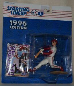 1996 STARTING LINEUP 68874 - WILL CLARK * TEXAS RANGERS  - MLB SLU