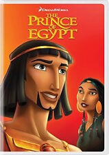 PRINCE OF EGYPT DVD - SINGLE DISC EDITION - NEW UNOPENED - DREAMWORKS
