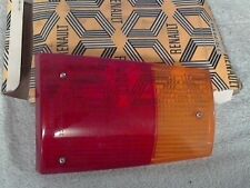 Renault 6   Right Hand Rear Light indicator Lens New Genuine 7701016858