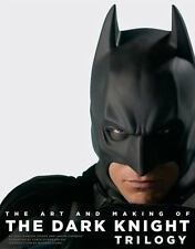 The Art and Making of The Dark Knight Trilogy, Pourroy, Janine, Jesser, Jody Dun