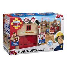 Fireman Sam Playsets Character Toys