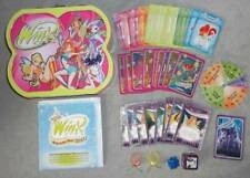 WINX Club Trading Cards Game Sammelkarten Box Koffer Feen Starter-Set Upper Deck