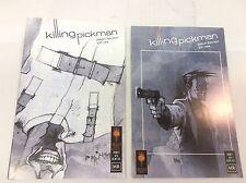 Killing Pickman #1-2 (Archaia/1014305) complete set lot of 2