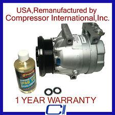 07-12 Malibu 2.2L//2.4L,08-10 G6 2.4L,08-10 Aura 2.4L Reman A//C Compressor