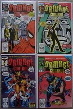 Damage Control #1-4 Marvel Complete (4) Comic Set 1989 VF to NM Movie 1st Series