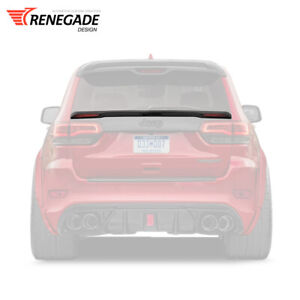 Spoiler for Jeep Grand Cherokee WK2 laredo summit srt trackhawk 2011 - 2020