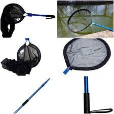 Heavy Duty Koi Handling Kit, Pan Net, Koi Sock, Telescopic Pole & 15 Inch Pole