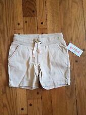 Cat & Jack khaki girls soft waist 6x bermuda shorts.