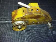 ANCIENNE AUTOMITRAILLEUSE Renault FT 1917 TOLE - MECANIQUE - moteur OK - manques