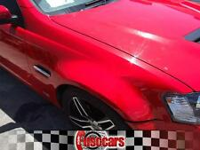 Holden Commodore VE RHS Drivers Side Guard - Red 687F