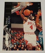 Johnny Kilroy/Michael Jordan 1993-94 Upper Deck SE #JK1 Basketball Card