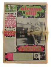 HITWEEK Magazine No 10 November 25, 1966 Moody Blues Ray Charles Byrds Bob Lens