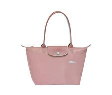 Authentic Longchamp Le Pliage Club Tote Bag Large Antique Pink