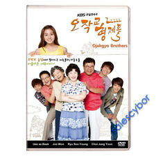 """""""BUY 5 GET 1 FREE""""  Ojakgyo Brothers Korean Drama (10 DVDs) Excellent English!!"""