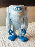 "Disney Pixar Monster's Inc Abominable Snowman 5"" Figure McDonalds Happy Meal Toy"