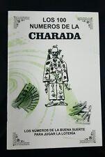 LIBRO LOS 100 NUMEROS DE LA CHARADA
