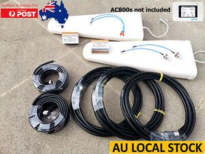 All-in-One High Gain External LPDA 4G Antenna Kit for Netgear Optus AC800s