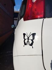 Butterfly Vinyl Car Wall Decal Sticker in 4 Colours