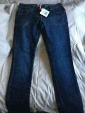 Sass and Bide Womens Blue Denim jeans Size 28 Size 10 - New with tags.