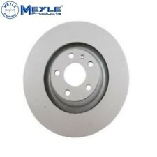 One New Meyle Disc Brake Rotor Front 1155210007PD for Audi