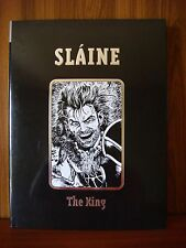 Slaine: The King - 2000 AD/Titan Books (Feb 2002, HC 1st) Pat Mills, Glenn Fabry