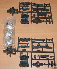 Tamiya 58584 TT02D Drift Spec Chassis, 9000614/19000614, A Parts, NEW