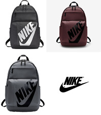 Nike Backpack Rucksack School Bag Black Gym Sports Unisex Bags football holiday