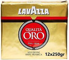 Caffè Macinato Qualità Oro 12x250 gr - Lavazza