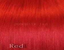 "4 Streaks 22"" Clip in Hair Extensions choose colors lot"