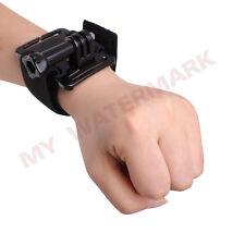 Diving Housing Case Wrist Band Strap screw Mount for Gopro Hero 2 3 3+ 4 Camera