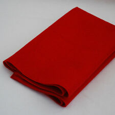 100% Wool Felt Fabric - Approx 1mm Thick - Made in Western Europe - 42 Colours