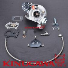 Kinugawa Billet Turbocharger TD04L-19T-5cm w/ T25 & 1.5~2.0L & Oil Cooled 250HP