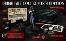 Resident Evil 2 Remake: Collector's Edition PS4 Sealed Worlwide Shipping UK