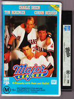 Major League VHS Video Tape Clamshell Vintage