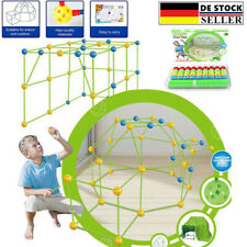 Bauen Sie Ihr eigenes Höhlen-Set-Kit Spielzeug Eltern-Kind Interaktive DIY Zelt