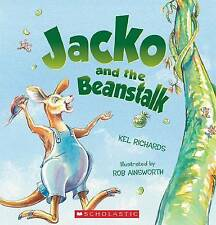 New - Jacko and the Beanstalk by Kel Richards (Paperback, 2013)