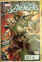 The NEW AVENGERS #4 (2015 MARVEL Comics) ~ NM Comic Book