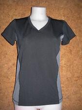 Tee shirt  à manches courtes  femme HANES ,noir en M (7860)