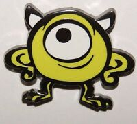 DISNEY MYSTERY CHARACTER CARTOON BABIES MIKE WAZOWSKI PIN NEW OUT OF BAG