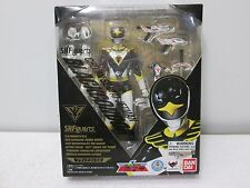 S.H.Figuarts Chojin Sentai Jetman Blackcondor Action Figure - Bandai 2011