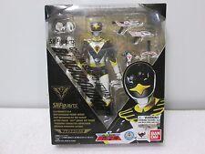 S.H.Figuarts Chojin Sentai Jetman Blackcondor Action Figure - Bandai 2011