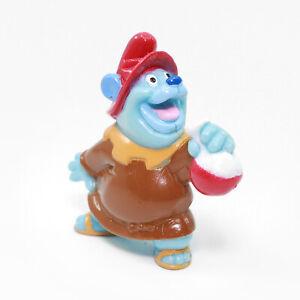 "TUMMI 2"" PVC Figure - 1991 Disney Kellogg's Cereal Toy - Gummi Bears"