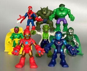 Playskool Hero Marvel Avengers Used Figures. Multi Listing- *Please select*