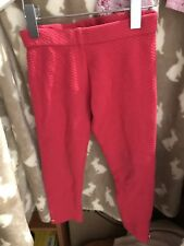 Girls Ted Baker Thick Leggings Age 3-4 Years