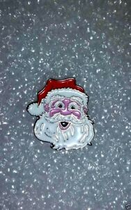 FATHER CHRISTMAS PIN BADGE TOP QUALITY COLLECTORS PIN