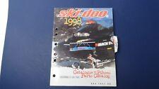 1998 Ski-doo Touring E / LE / SLE Snowmobile Parts Manual #480 1441 00