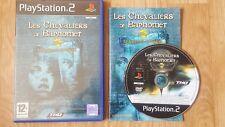 jeu LES CHEVALIERS DE BAPHOMET ps2 playstation 2 VF (envoi suivi et rapide)