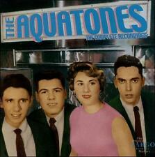 The Complete Recordings by The Aquatones (CD, 2000, Preserved Recordings)