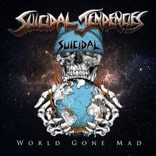 Suicidal Tendencies - World Gone Bad [New CD] Explicit